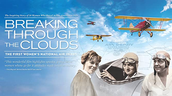 Breaking Through The Clouds: The First Women's National Air Derby