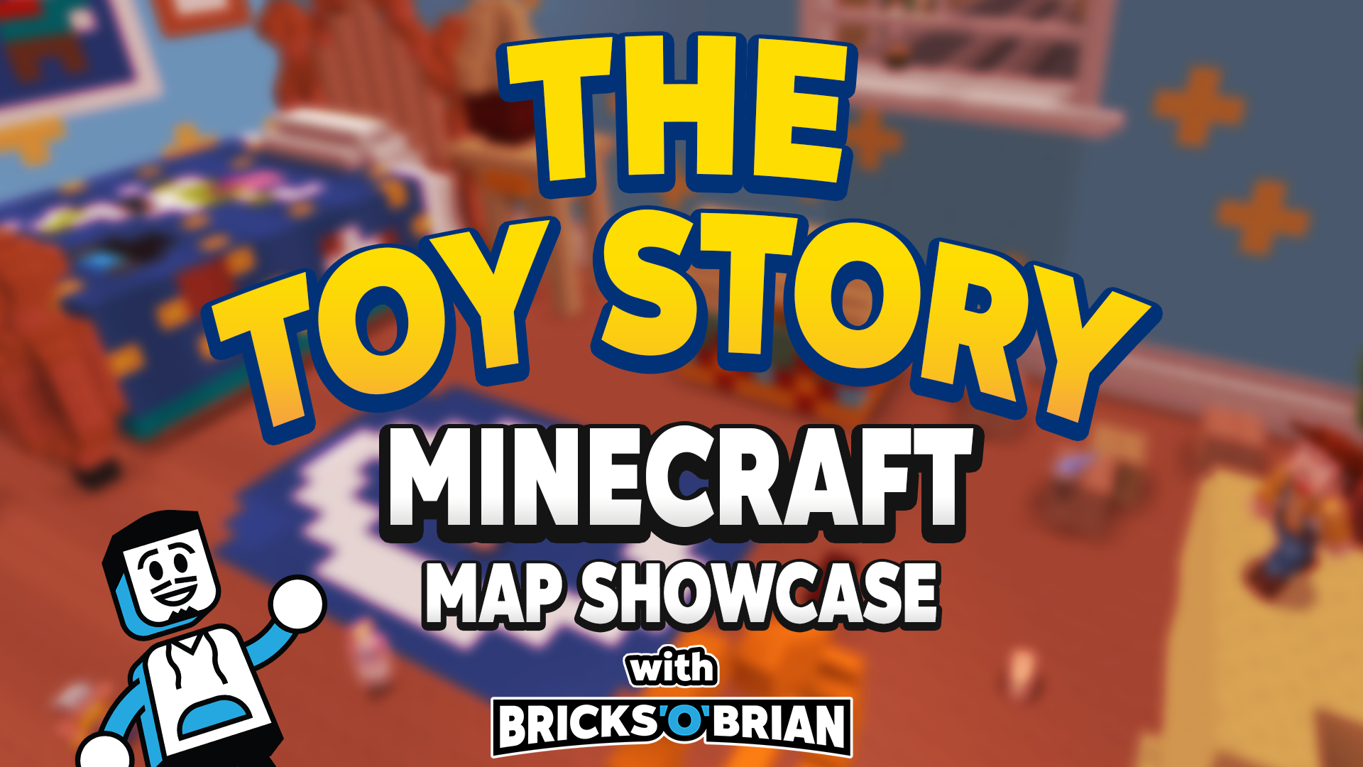 Minecraft Toy Story 4 mash up lets you