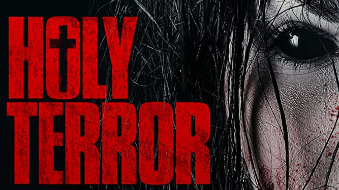 Holy Terror on Amazon Prime Video UK