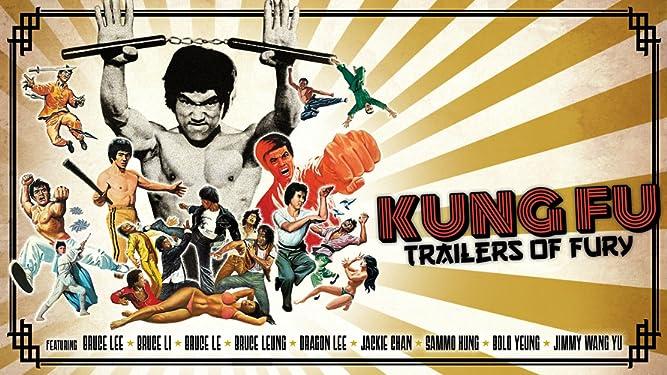 Kung Fu Trailers of Fury on Amazon Prime Video UK
