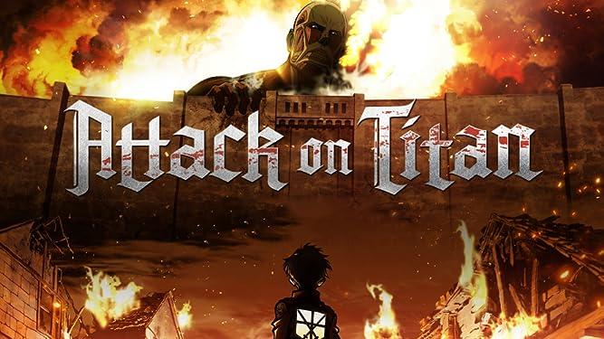 Amazon co uk: Watch Attack on Titan- Season 1 | Prime Video