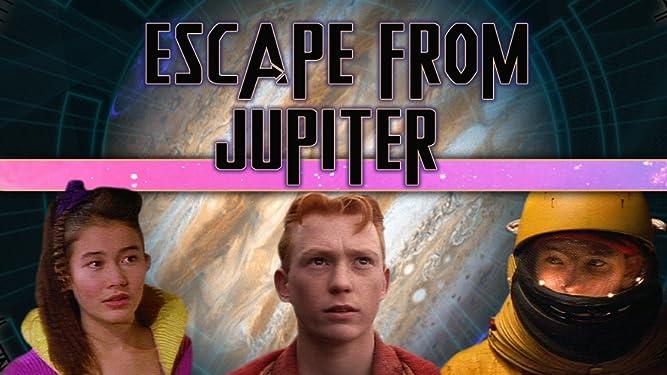 Escape From Jupiter