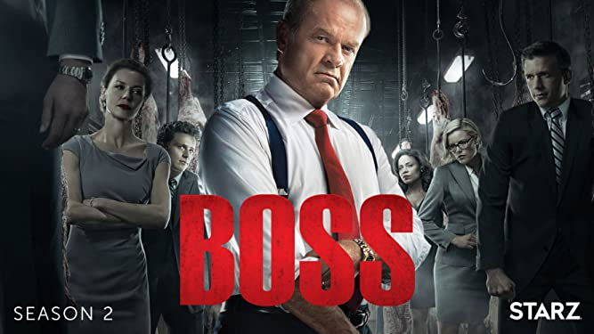 Amazoncouk Watch Boss Season 1 Prime Video