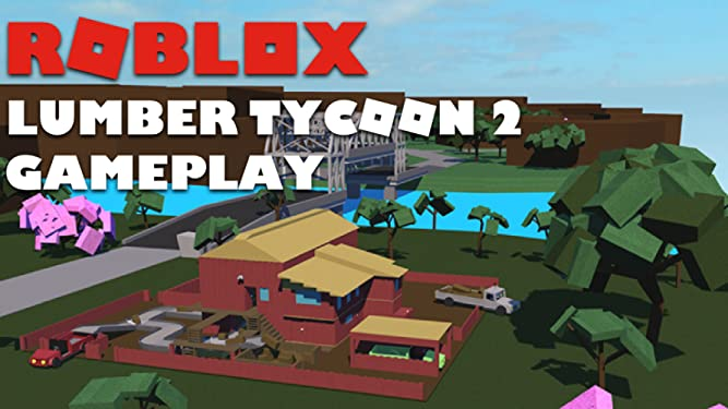 Watch Clip Roblox Lumber Tycoon 2 Gameplay Prime Video