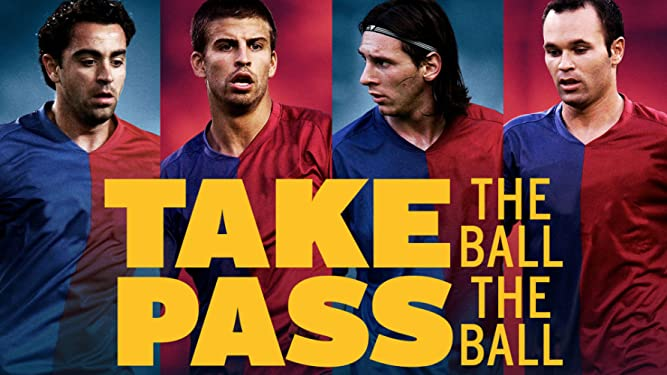 تیکی تاکا بارسلونای شگفت انگیز گواردیولا (مستند)
