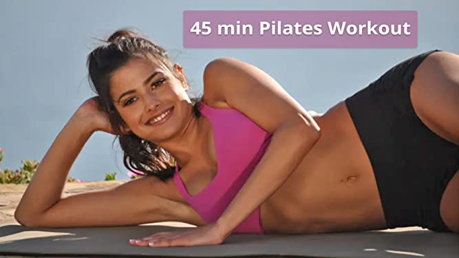 45 min Pilates Workout