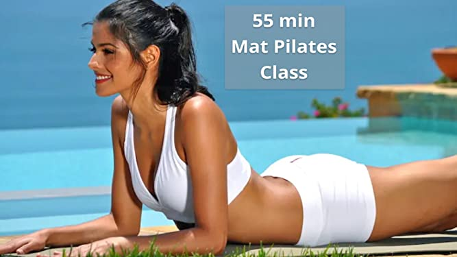55 Min Mat Pilates Class