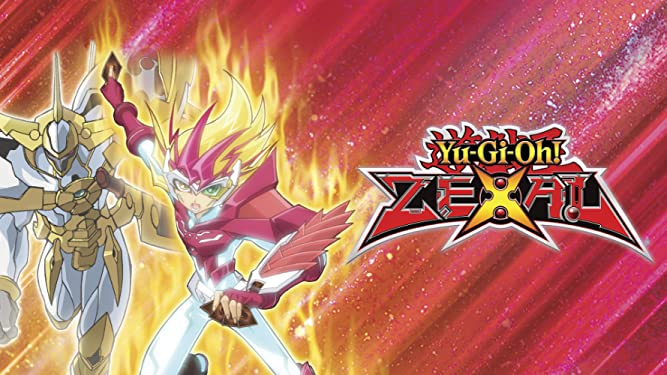 Yu-Gi-Oh! Zexal - Season 2