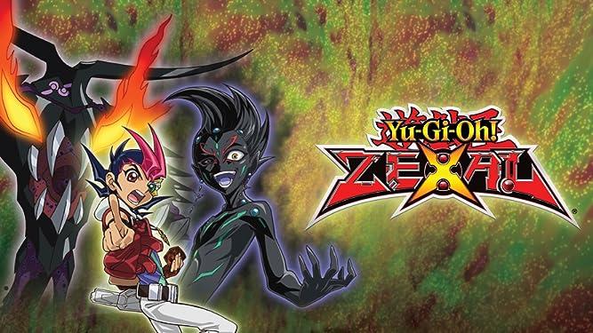 Yu-Gi-Oh! Zexal - Season 3