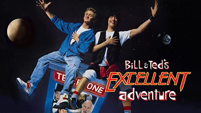 Watch Bill and Ted's Excellent Adventure | Prime Video