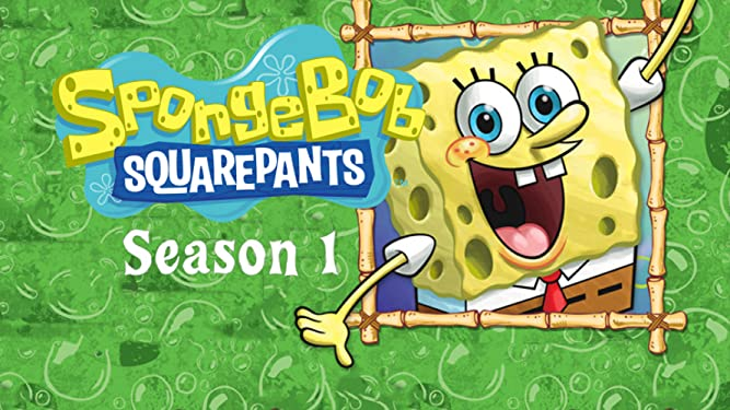 SpongeBob SquarePants Season 1 sub indo