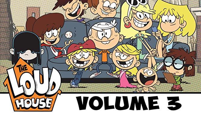 Amazon co uk: Watch The Loud House - Volume 2 | Prime Video