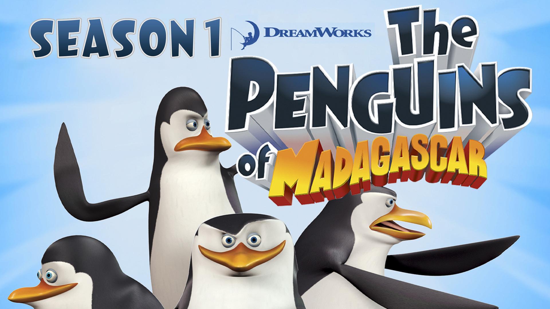 The Penguins of Madagascar Season 1