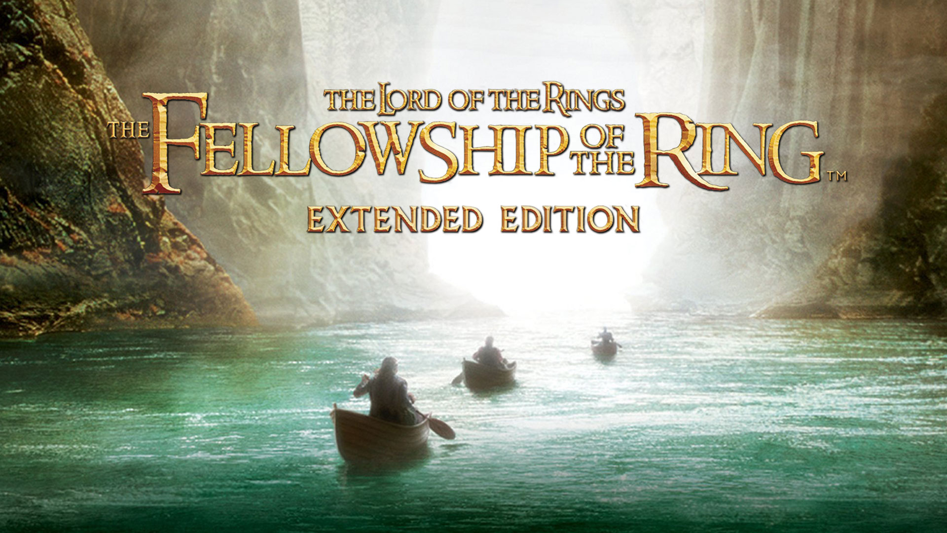 Lord of the Rings: The Fellowship of the Ring - Extended Edition