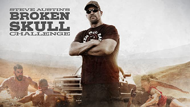 Steve Austin's Broken Skull Ranch Challenge on Amazon Prime Video UK